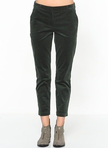Ichi Pantolon Yeşil